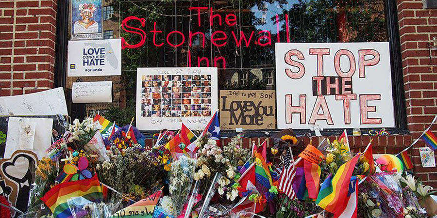 Stonewall — the uprising of the queers