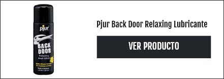 Lubrifiant Pjur Back Door Relaxing