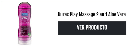 Durex Play Massage 2 en 1 Aloe Vera