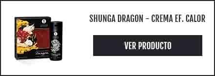 Shunga Dragon Efecto Calor