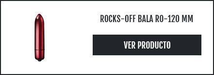 Rocks-Off Bala Vibradora