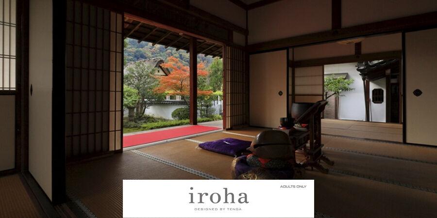 Iroha Zen: cerimonia del tè o gioco di piacere