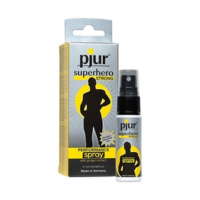 Pjur Superhero Strong Perfomance Spray