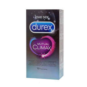 Durex Mutual Climax - Pack of 12