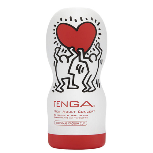 Tenga Deep Throat CUP Keith-Haring