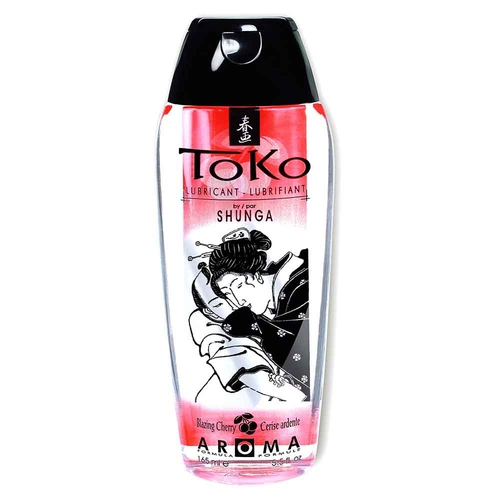Shunga Toko Aroma Blazing Cherry Lubrificante