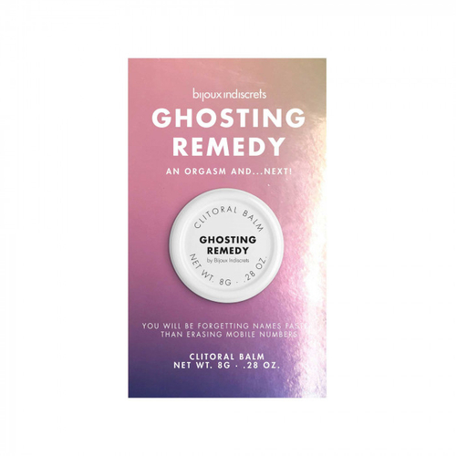 Bijoux Indiscrets Clitoral Balm Ghosting Remedy
