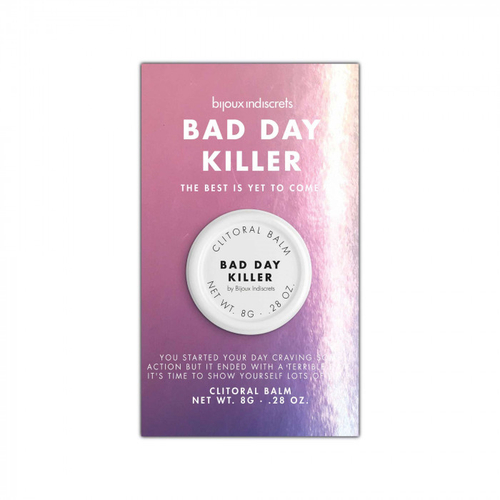 Bijoux Indiscrets Clitoral Balm Bad Day Killer Bálsamo para o Clitóris
