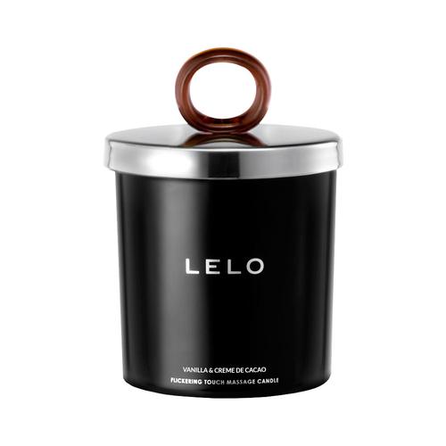 Lelo Vaniglia e Crema di Cacao Candela da Massaggio