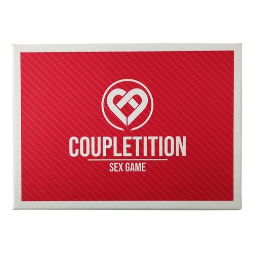 Coupletition Sex Game Jogo Erótico Idioma Espanhol