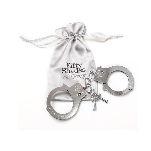 Fifty Shades of Grey Metall-Handschellen