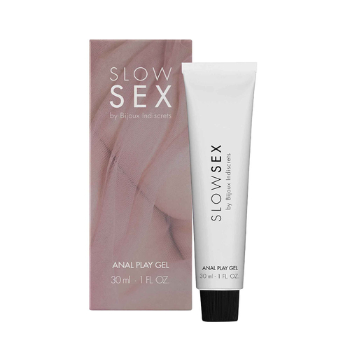 Bijoux Indiscrets Slow Sex Anal Play Gel