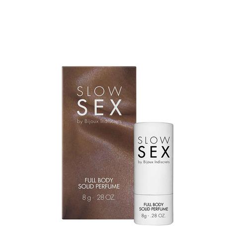 Bijoux Indiscrets Slow Sex Full Body Solid Perfume