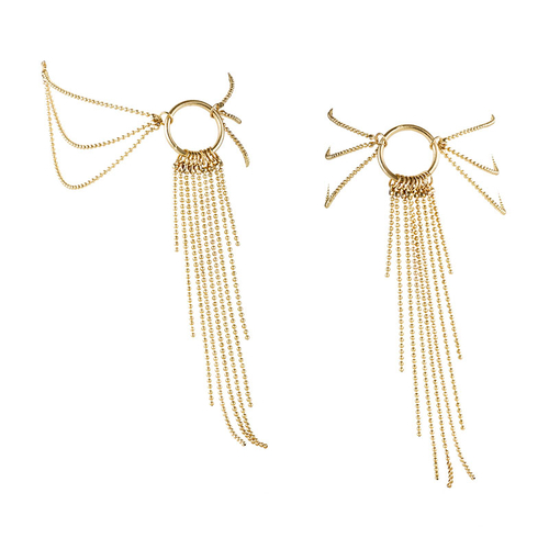 Bijoux Indiscrets The Magnifique Collection Gold Feet Chain