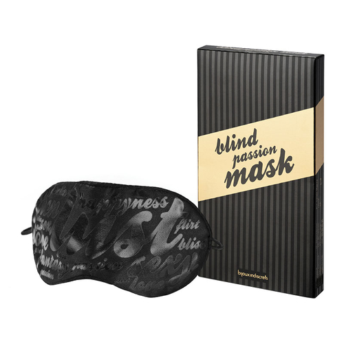 Bijoux Indiscrets Blind Passion Mask