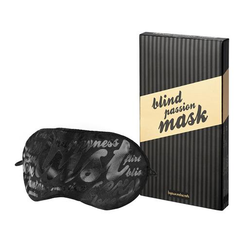 Bijoux Indiscrets Blind Passion Mask Mascherina Copri Occhi