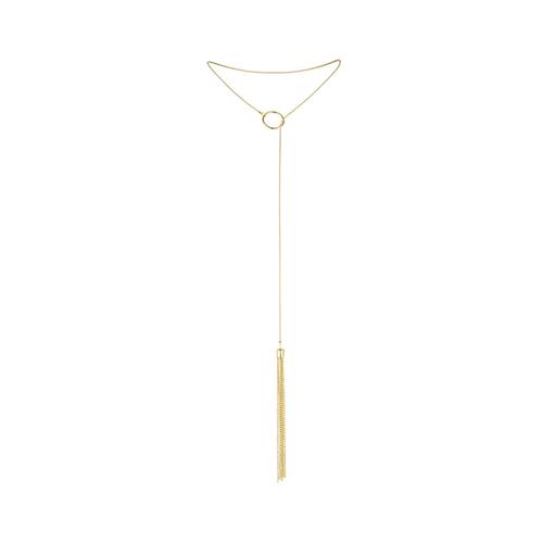 Bijoux Indiscrets The Magnifique Collection Gold Tickler Pendant