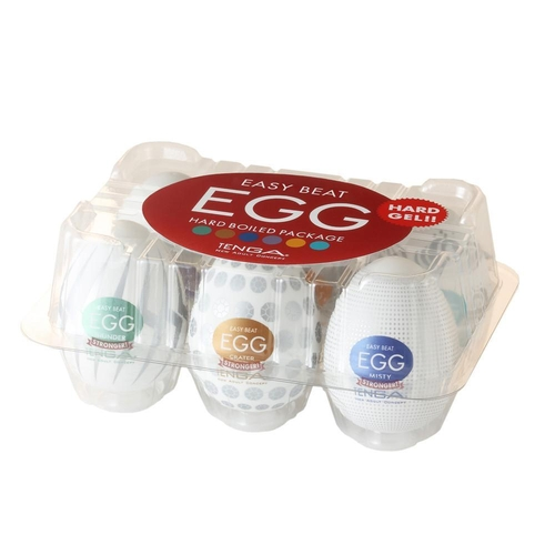 Tenga Egg Hard Boiled Pack