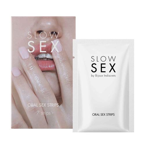 Bijoux Indiscrets Slow Sex Oral Sex