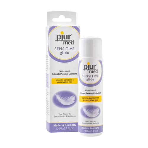 Pjur Med Sensitive Glide Lubrificante