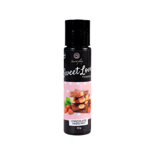 Secret Play Sweet Love Chocolate and Hazelnuts Lubricant