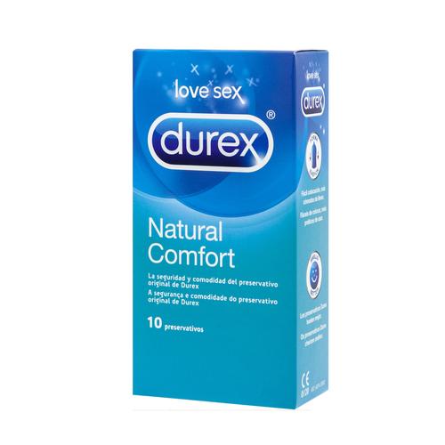 Durex Natural Comfort - Confezione da 10